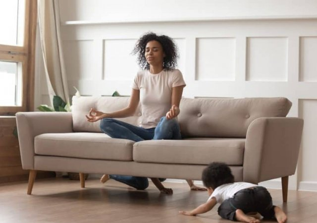 Three Step Mindfulness Practice for Parents